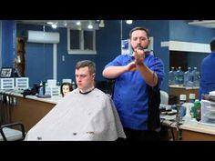 ▶ How to Cut a Buzzcut : Hair Clippers & Men's Hair - YouTube