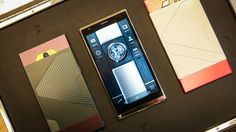 The Turing Phone is designed to protect your sensitive data from hackers, splashes and falls.