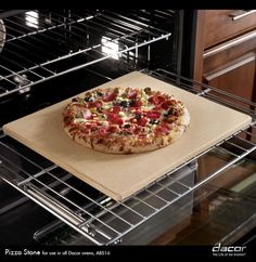 Dacor pizza stone