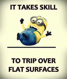 It takes skills...