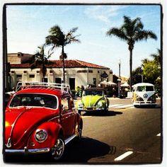 Lady Bug Cars