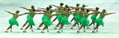 WK synchronized skating 2012 #synchrophoto.eu