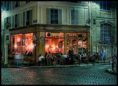 Le Progrès, Montmartre.