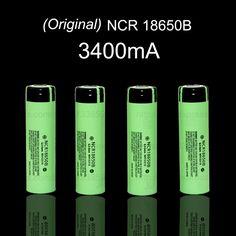 Varicore جديد الأصلي 18650 بطارية قابلة للشحن ncr18650b 3.7 فولت 3400 مللي أمبير لمضيا + شحن مجاني