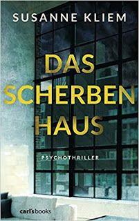 MrsLehrerKiste: ReziDay: Susanne Kliem - Das Scherbenhaus