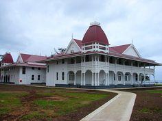 Tonga, Royal Palace