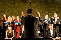 Coro e solisti del Teatro Regio nella Chiesa di San Giovanni Maria Vianney. 16 settembre 2012