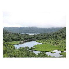【naturegunma】さんのInstagramをピンしています。 《#late #summer  _ #mountains #nature #photography #gunma #japan #explore #exploreeverything #landscape #capture #trees #lake #forest #view #livefolk #自然 #山 #森 #木 #群馬 #覚満淵》