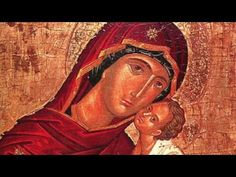 Paraklesis, Small Supplicatory Canon to Theotokos Polish Music, Orthodox Christianity, Bible Crafts, Prayer Quotes, Mother Mary, Holy Spirit, Madonna, Catholic, Prayers