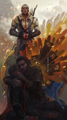 Connor And Haytham Fanfiction 416 best Haytha...