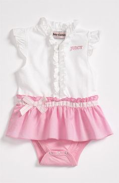 35c33f46d Cute :) | Little Story | Juicy couture baby, Baby girl dresses, Baby  swimsuit