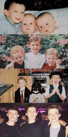 Tom + Harry + Sam ♡