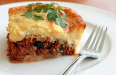authentic greek moussaka recipe traditional eggplant potatoes bechamel