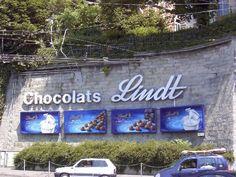 Zurich- Lindt Chocolate   Oh Yeah!!!