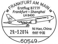 Terminsache: Flug nach Shanghai