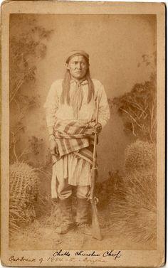 Cabinet Card Photograph by Randall, Chiricahua Apache Chato, Boudoir, Native American Beauty, Native American Indians, Native Americans, Old Family Photos, Couple Photos, Boudoir, Nativity, Westerns, Photograph