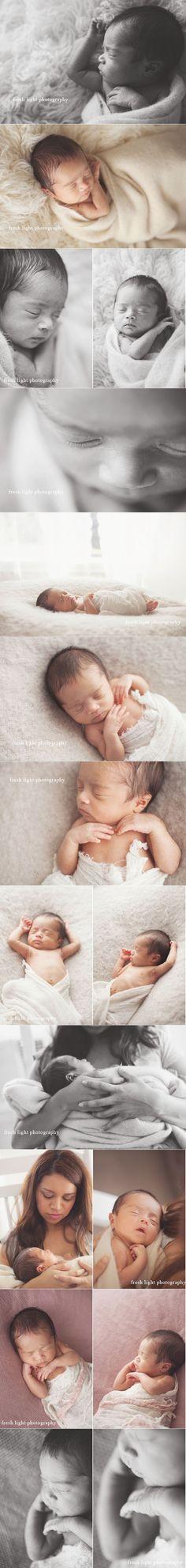 Precious, simple, gorgeous lifestyle newborn photos. Newborn photography | lifestyle newborn photos | Fresh Light Photography newborn photography feature