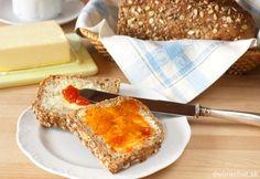 Chrumkavý domáci chlieb