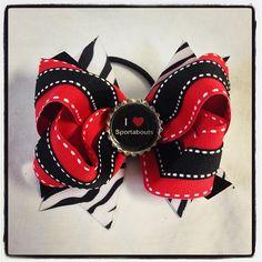 #bjsbowbows #bow #hairbow #sportabouts #ilovesportabouts #tumbling #bottlecap #handmade