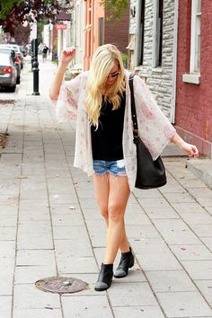 Kimono in Kentucky #katalinagirl #fashion #fall #blogger