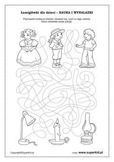Education, Kids, Activities, Children, Boys, Educational Illustrations, Learning, Babies, Kids Part