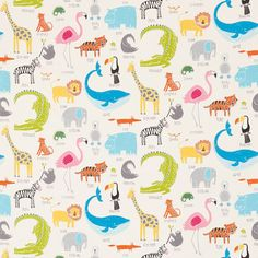 Style Library - The Premier Destination for Stylish and Quality British Design   Products   Animal Magic (NSCK120467)   Guess Who? Fabrics