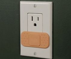 Cute baby Proof socket cover