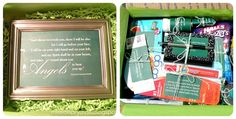 """""""Greenie"""" Scripture Care Package"""" and many other cool package ideas Missionary Girlfriend, Sister Missionaries, Missionary Care Packages, Missionary Gifts, Mail Gifts, Fun Mail, Mission Accomplished, Church Activities, Diy Crafts For Gifts"""