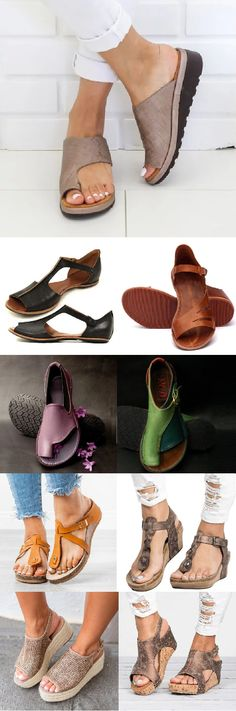 Shop Now>>> 100 Must Have Womens Summer Daily Sandals. Designer Heels, Mode Outfits, Me Too Shoes, Fashion Shoes, Shopping, Summer Wear, Women, Sneaker, Crochet