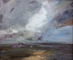 White clouds -- Parastoo Ganjei