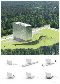 [A3N] : The international Hotel Liesma design competition ( Jurmala, Latvia ) ( 3rd prize 03 : ) / Lee Hyun-ah (USA)                                                                                                                                                                                 Más