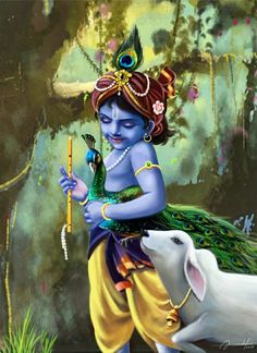 Lord Krishna Images, Radha Krishna Images, Radha Krishna Love, Krishna Flute, Krishna Lila, Hare Krishna, Krishna Statue, Lord Shiva Painting, Krishna Painting