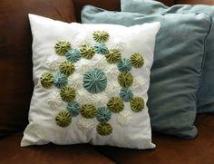 cute yoyo pillow!