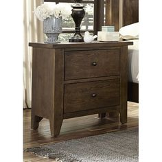 Found it at Joss & Main - Cathy 2-Drawer Night Stand