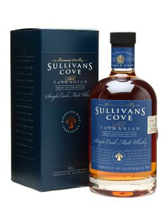 A single cask bottling by the Sullivan's Cove distillery in Tasmania. Matured for about 10 years in French Oak and increasingly considered to be one of the best whiskies coming out of Australia.   ...