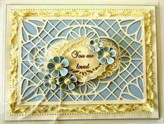 Craft Dies by Sue Wilson: The New York Collection (Background) (via Bloglovin.com )