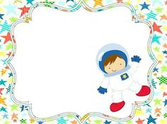 Space Classroom, Classroom Decor, Space Party, Space Theme, Space Solar System, Astronaut Party, Doodle Frames, Kids Background, School Labels