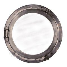 Authentic Models Cabin Porthole Mirror - Large