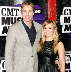 Kristen Bell Proposes to Dax Shepard After DOMA is Overturned!