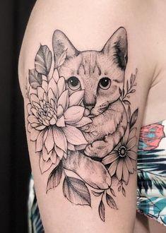 Leo Tattoos, Future Tattoos, Animal Tattoos, Body Art Tattoos, Sleeve Tattoos, Tattos, Piercings, Piercing Tattoo, Skull Tattoo Flowers
