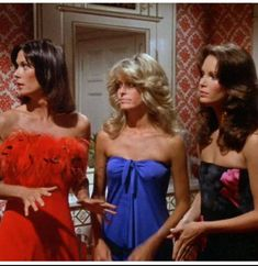 Kate Jackson, Farrah Fawcett and Jaclyn Smith Hollywood Glamour, Hollywood Actresses, Hottest Female Celebrities, Celebs, Jaclyn Smith Charlie's Angels, Top 10 Beautiful Women, Jill Kelly, Catherine Bach, Kate Jackson