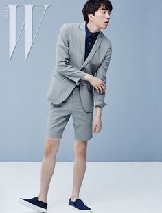 do sangwoo for w magazine april issue 2015 Korean Fashion Men, Korean Men, Korean Actors, Mens Fashion, Do Sang Woo, W Korea, W Magazine, Stylish Mens Outfits, Asian Celebrities