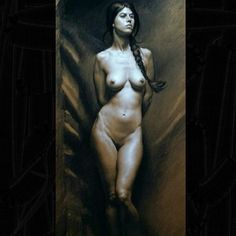 Artist : Grigor Eftimov :)  figure modeling session • oil painting class • chicago, il •