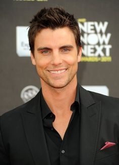 Colin Egglesfield. watched Something Borrowed the other day. he's beautiful