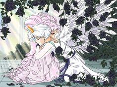 Chibiusa And Helios, Sailor Moon Wallpaper, Sailor Chibi Moon, Sailor Moon Crystal, Sailor Scouts, Magical Girl, Sailors, Geek, Illustrations