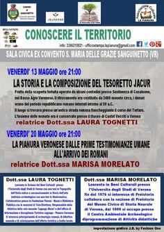 SANGUINETTO CHANNEL: Sanguinetto: CONOSCERE IL TERRITORIO - il Tesorett...
