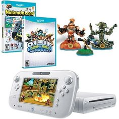 Nintendo Skylanders SWAP Force Bundle – Nintendo Wii U  http://www.discountbazaaronline.com/2015/06/25/nintendo-skylanders-swap-force-bundle-nintendo-wii-u/