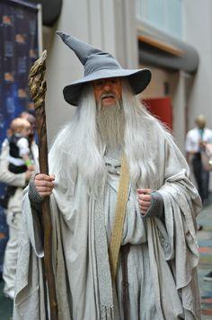 Gandalf #SLComicCon #FanX #2014