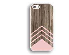 popular iphone casepink wood iphone 5c casepink by artercase, $9.99