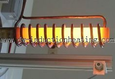 induction tempering machine Induction Forge, Induction Heating, Metal Projects, Welding Projects, Diy Heater, Diy Generator, Welding Machine, Metal Shop, Cool Tech